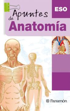 Buscar y descargar libros en pdf. APUNTES DE ANATOMIA (ESO)