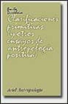 Alienazioneparentale.it Clasificaciones Primitivas: (Y Otros Ensayos De Antropologia Posi Tiva) Image