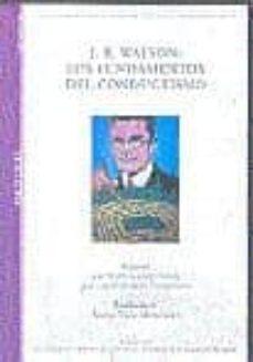 Carreracentenariometro.es J.b. Watson: Los Fundamentos Del Conductismo (Dvd) Image