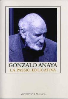 Inmaswan.es Gonzalo Anaya. La Pasio Educativa Image