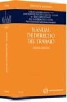 Inmaswan.es Manual De Derecho Del Trabajo (9ª Ed.) Image