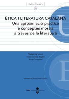 Carreracentenariometro.es ÈTica I Literatura Catalana Una Aproximació Pràctica A Conceptes Morals A Través De La Literatura. Image
