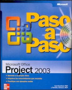 Curiouscongress.es Microsoft Office Project 2003 (Paso A Paso) Image
