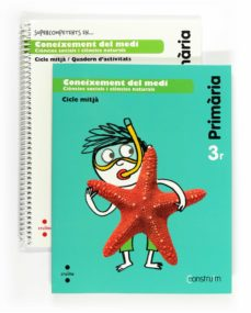 Chapultepecuno.mx Coneixement Del Medi (Pack). Construïm 3º Educacion Primaria Ed 2014 Image