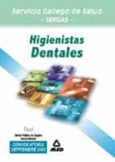 Viamistica.es Higienistas Dentales Del Servicio Gallego De Salud (Sergas): Test Ope Extraordinaria Image