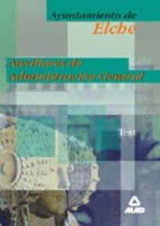 Titantitan.mx Auxiliares De Administracion General Del Ayuntamiento De Elche: T Est Image