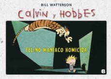 felino maniaco homicida-bill watterson-9788466652018