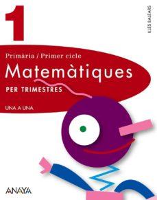 Inmaswan.es Matemàtiques 1.illes Balearscatalán Image