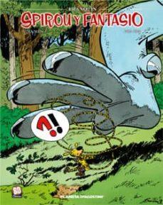 Costosdelaimpunidad.mx 4fu5: Clasicos Bs: Spirou Y Fantasio Nº 5 Nd/dsc Image