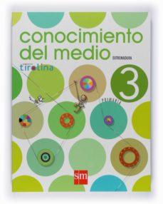 Geekmag.es Conocimiento Del Medio 3º Primaria Tirolina Ed 2008 Cast Extremadura Image