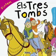 Inmaswan.es Els Tres Tombs (Contes I Tradicions Catalanes Colorir) Image
