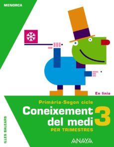 Padella.mx Coneixement Del Medi 3. Menorca.illes Balearscatalán Image