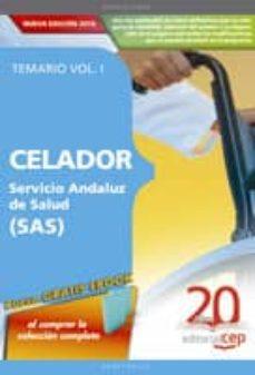 Permacultivo.es Celador Servicio Andaluz De Salud (Sas): Temario Vol. I Image