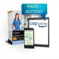 Cdaea.es Pack De Libros Y Acceso Gratuito. Técnico/a En Cuidados Auxiliares De Enfermería. Conselleria De Sanitat Universal I Image