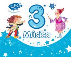 musica 3º primaria inclou cd-9788468305318