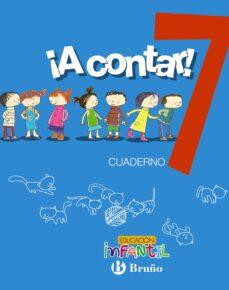 Inmaswan.es ¡A Contar! 7. 3 Años / 4 Años / 5 Años Mec Ed 2017 Educación Infantil - 3-5años Image