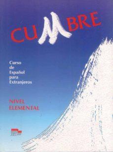 Ojpa.es Cumbre, Curso De Español Para Extranjeros, Nivel Elemental Image