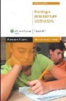 Inmaswan.es Psicologia De La Escritura (7ª Ed.) Image