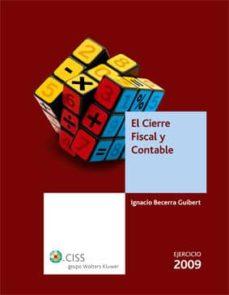 Permacultivo.es El Cierre Fiscal Y Contable: Ejercicio 2009 Image