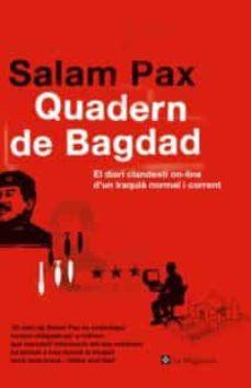 Inmaswan.es Quadern De Bagdad Image