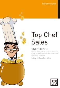 top chef sales-javier fuentes-9788483562918