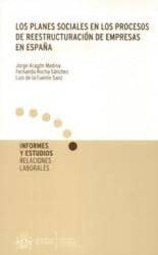 Cdaea.es Planes Sociales En Los Procesos De Reestructuracion De Empresas E N España Image