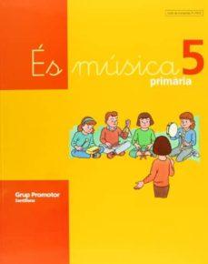 Inmaswan.es Es Musica + Cd Ed.2005 5º Primariacatala Image