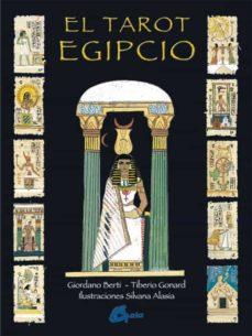 el tarot egipcio (libro ilustrado + 78 cartas)-giordano berti-9788484450818