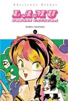 lamu nº 6-rumiko takahashi-9788484497318