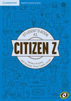 Descarga de libros de texto en español CITIZEN Z START A1 SB AUGMENTED REALITY