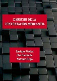 derecho de la contratacion mercantil-9788490859018