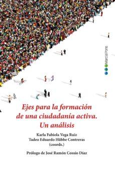 Geekmag.es Ejes Para La Formacion De Una Ciudadania Activa: Un Analisis Image
