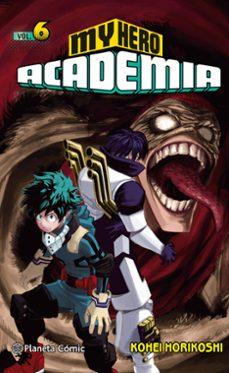 my hero academia nº 06-kohei horikoshi-9788491461418