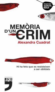 Descargar gratis ebook en ingles MEMÒRIA D UN CRIM iBook