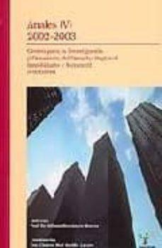 Permacultivo.es Anales (V) 2002-2003: Centro Para La Investigacion Y Desarrollo D El Derecho Registral Inmobiliario Y Mercantil Image