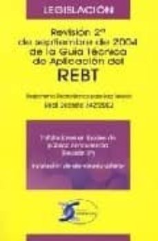 Relaismarechiaro.it Revision 2ª De Septiembre De 2004 De La Guia Tecnica De Aplicacio N De Rebt Image