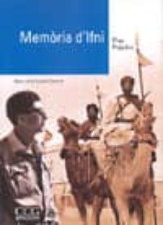 memoria d ifni-pius pujades-9788496766518