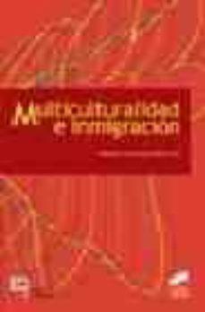 multiculturalidad e inmigracion-ricard zapata-barrero-9788497562218