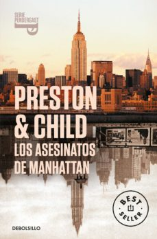 los asesinatos de manhattan (inspector pendergast 3)-douglas preston-lincoln child-9788497931618