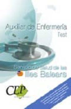 Bressoamisuradi.it Test Oposiciones Auxiliar De Enfermeria Servicio De Salud De Las Illes Balears. Image