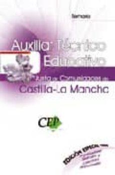 Inmaswan.es Temario Oposiciones Auxiliar Tecnico Educativo. Junta De Comunida Des De Castilla-la Mancha. (Edicion Especial) Image