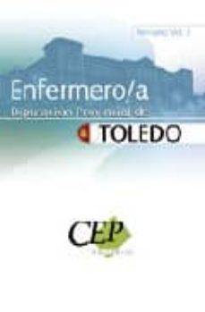 Costosdelaimpunidad.mx Temario Vol. I. Oposiciones Enfermero/a De La Diputacion Provinci Al De Toledo Image