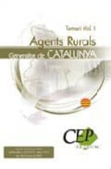 Viamistica.es Agents Rurals Generalitat Catalunya: Temari Vol. I Image