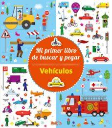 Canapacampana.it Vehiculos - Mi Primer Libro De Buscar Y Pegar Image