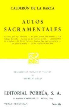 Followusmedia.es Autos Sacramentales (3ª Ed.) Image