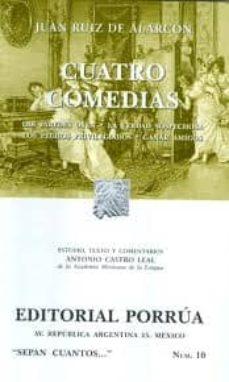 Costosdelaimpunidad.mx Cuatro Comedias Image