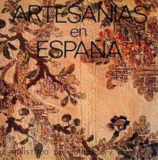 ARTESANÍAS EN ESPAÑA - VVAA |