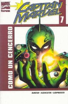 Permacultivo.es 4gd6: Capitan Marvel (Vol. Ii) Nº 7 Image