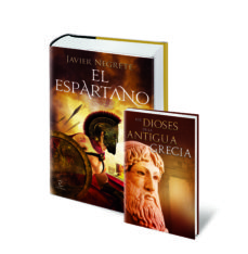 pack cdl el espartano-francisco javier negrete-8432715096528