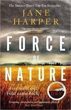 Los mejores libros para leer descargar gratis pdf FORCE OF NATURE de JANE HARPER